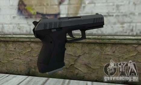 GTA V Combat Pistol для GTA San Andreas второй скриншот