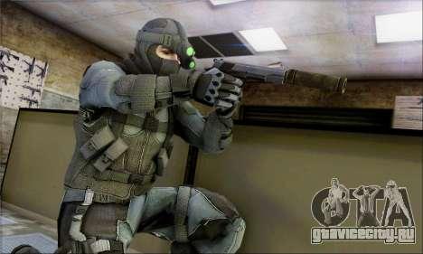 Alfa Team Weapon Pack для GTA San Andreas четвёртый скриншот