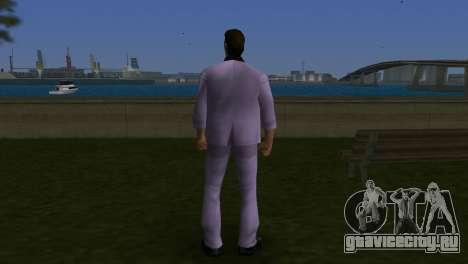 Розовый Костюм для GTA Vice City второй скриншот
