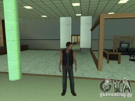 Daryl Dixon для GTA San Andreas третий скриншот
