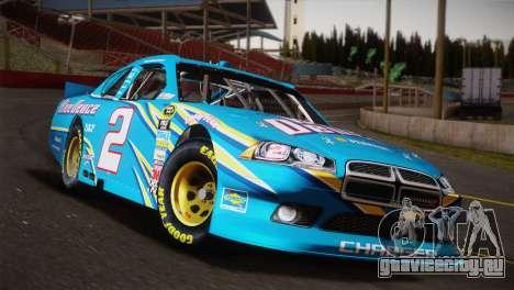 Dodge Charger NASCAR Sprint Cup 2012 для GTA San Andreas