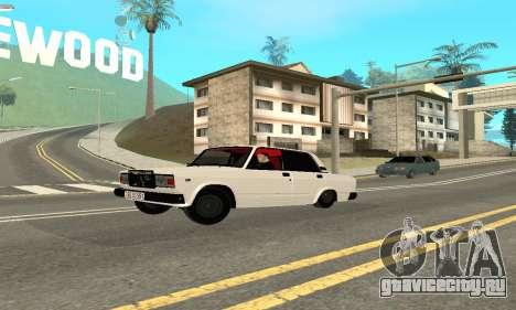 ВАЗ 2107 Avtosh для GTA San Andreas