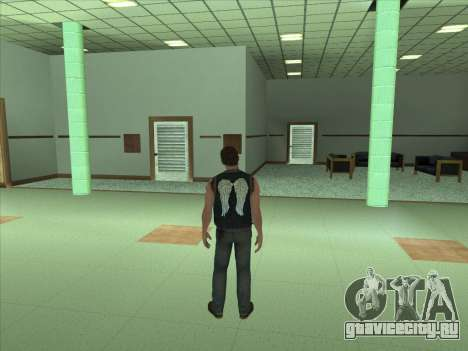 Daryl Dixon для GTA San Andreas второй скриншот