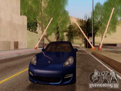 Таможня SF-LV для GTA San Andreas третий скриншот