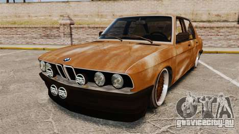 BMW 535is E28 Sharkie для GTA 4