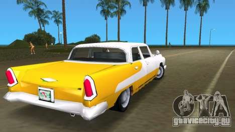 Oceanic с улучшенной текстурой для GTA Vice City вид слева