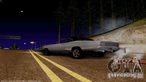 Dodge Coronet RT 1969 440 Six-pack для GTA San Andreas вид слева