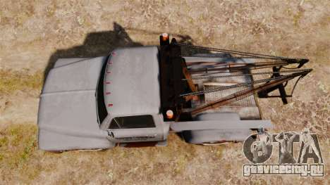 GTA IV TLAD Vapid Tow Truck для GTA 4 вид справа