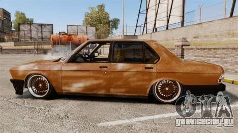 BMW 535is E28 Sharkie для GTA 4 вид слева