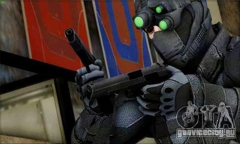 Alfa Team Weapon Pack для GTA San Andreas