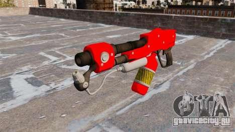 Огнемёт MX-295 для GTA 4 третий скриншот