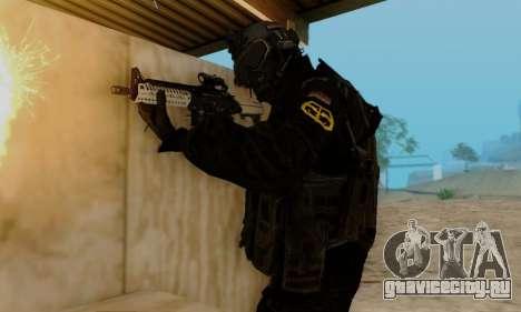 Kopassus Skin 3 для GTA San Andreas