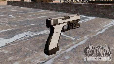 Пистолет Glock 20 ACU Digital для GTA 4 второй скриншот