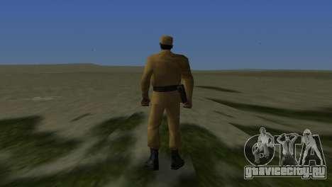 Афганский солдат для GTA Vice City второй скриншот
