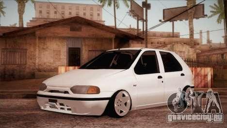 Fiat Palio BKModifiye для GTA San Andreas