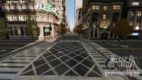 Нелегальный уличный дрифт-трек для GTA 4 третий скриншот
