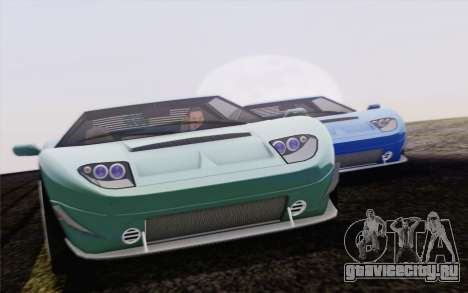 Vapid Bullet GT из GTA 5 для GTA San Andreas