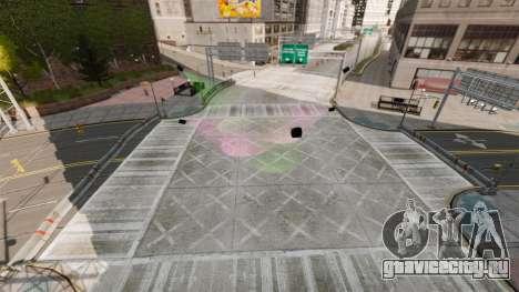 Нелегальный уличный дрифт-трек для GTA 4