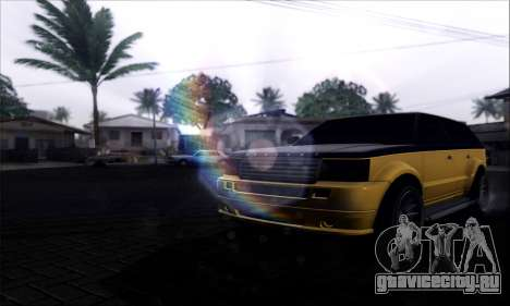 Lensflare By DjBeast для GTA San Andreas