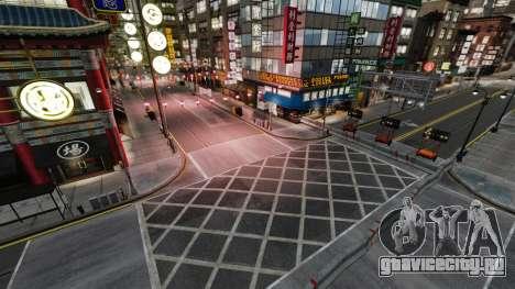 Нелегальный уличный дрифт-трек для GTA 4 четвёртый скриншот