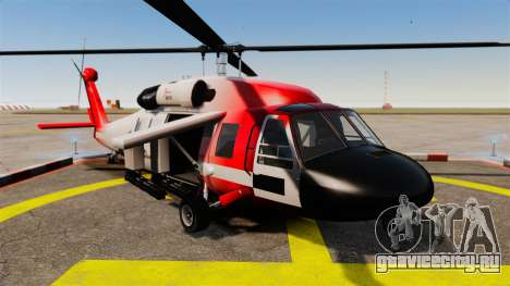 Annihilator U.S. Coast Guard HH-60 Jayhawk для GTA 4