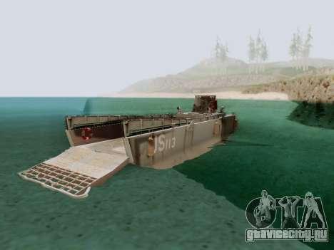 Landing Craft для GTA San Andreas