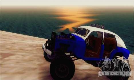 ГАЗ М20 Монстр для GTA San Andreas