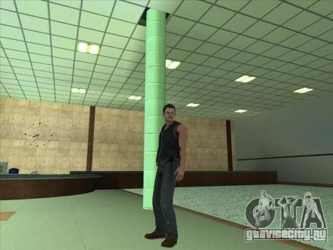 Daryl Dixon для GTA San Andreas четвёртый скриншот