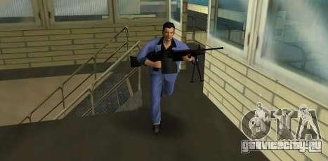 M249 из Battlefield 2 для GTA Vice City второй скриншот
