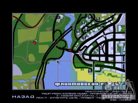 Таможня Los Santos-San Fierro v2.0 для GTA San Andreas четвёртый скриншот