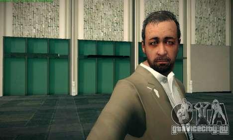 Dave Norton из GTA V для GTA San Andreas второй скриншот