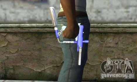 Paintball Gun для GTA San Andreas третий скриншот