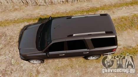 Dundreary Landstalker new wheels для GTA 4 вид справа