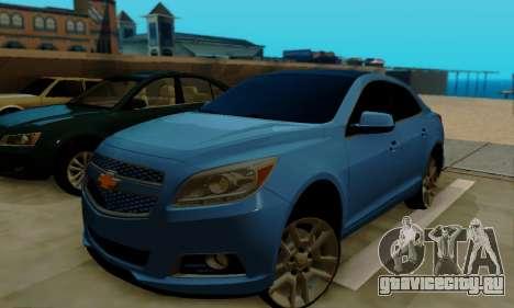 Chevrolet Malibu для GTA San Andreas