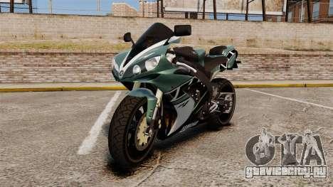 Yamaha R1 RN12 [Update] для GTA 4