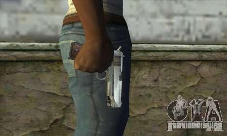 Пистолет для GTA San Andreas третий скриншот