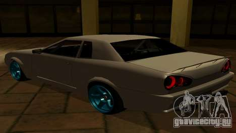 Elegy AssemblY для GTA San Andreas вид сбоку