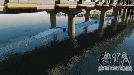 Дорога под мостом для GTA 4 третий скриншот