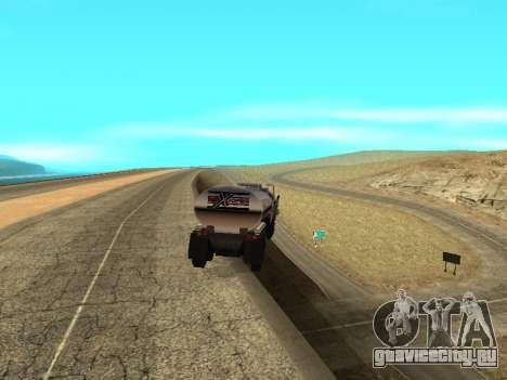 Анти-отцепление прицепа для GTA San Andreas второй скриншот
