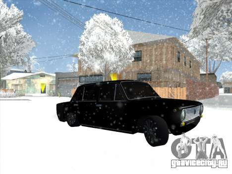 ВАЗ 2101 Tuning Style для GTA San Andreas вид слева