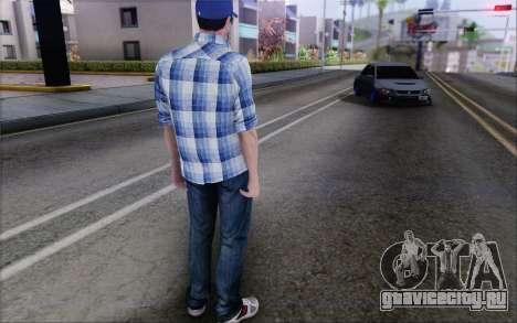 Jimmy Boston для GTA San Andreas третий скриншот