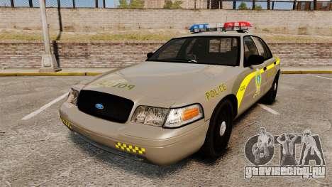 Ford Crown Victoria NLSP [ELS] для GTA 4