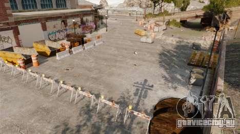 Ралли-трек для GTA 4 шестой скриншот