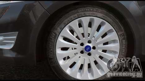 Ford Mondeo Mk.IV для GTA 4 вид сзади слева