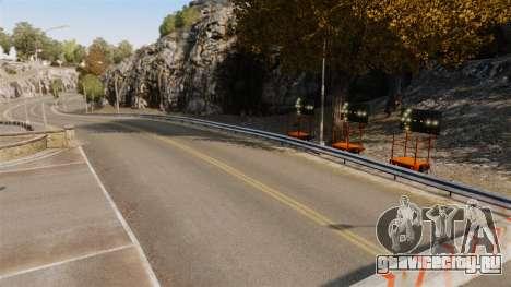 Ралли-трек для GTA 4 седьмой скриншот