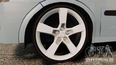 Chevrolet Corsa Premium Sedan для GTA 4 вид сзади