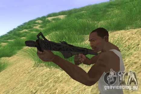Арбалет из Skyrim для GTA San Andreas третий скриншот