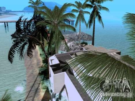 Новый остров v1.0 для GTA San Andreas шестой скриншот