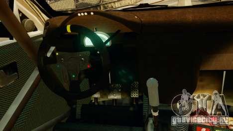 Chevrolet Lacetti для GTA 4 вид сзади