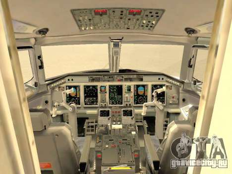 Embraer 175 HOUSE для GTA San Andreas колёса